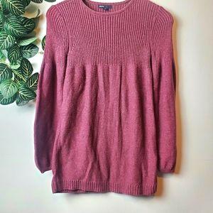 Gap Kids Mauve Sweater Dress Girls Size XL 12